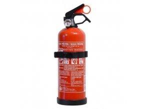 Hasiaci prístroj práškový 1kg (8A 34 B / C) ABC