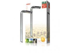 Zahradní solární LED svítidlo z plastu RA-5000383
