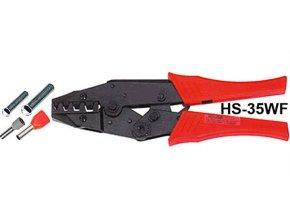 Kliešte lisovacie HS-35WF na dutinky