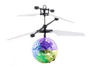 Lietajúce RC Disco guľa, vrtuľník