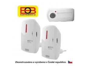 Bezdrôtový zvonček - sieťový BZ11-21 Elektrobock