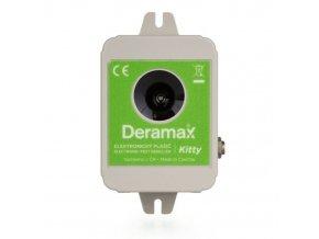 Odpudzovač mačiek a psov - ultrazvukový Deramax-KITTY