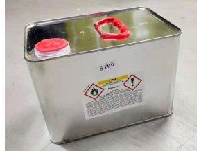 ISOPROPYLALKOHOL čistý, 5000ml (izopropanol) - plechový kanister