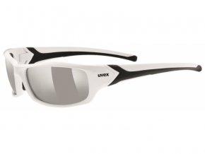 brýle UVEX Sportstyle 211 bílo/černé