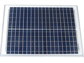 Fotovoltaický solárny panel 12V / 20W polykryštalický 500x350x25mm
