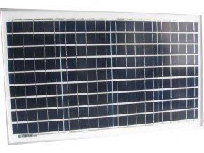 Fotovoltaický solárny panel 12V / 30W polykryštalický 670x410x25mm