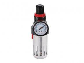 Regulátor tlaku s filtrom a manometrom EXTOL PREMIUM 8865104