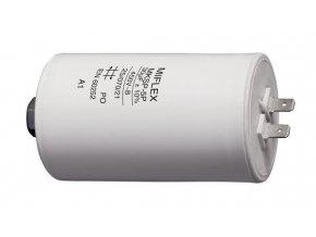 30uF / 450V motorový kondenzátor MKSP-5P - fastony, 50x83mm