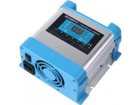 Nabíjačka Pb akumulátorov CARSPA EBC1220, 12V / 20A, s automatikou
