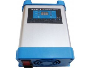 Nabíjačka Pb akumulátorov CARSPA EBC2420, 24V / 20A, s automatikou