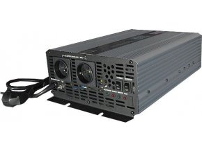 Menič napätia + UPS 12V / 230V / 2000W, CARSPA CPS2000, čistá sínusoida