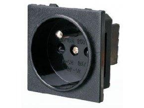 Zásuvka 230V / 16A na panel