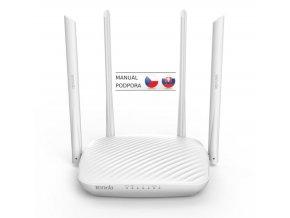 Router Tenda F9 WiFi N Router 600MB / s, 802.11 b / g / n, WISP, Universal