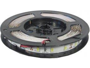 LED pásik 10mm biely teplý, 60x LED5730 / m, IP20, cievka 5m