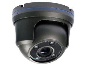 DI-WAY  900TVL,2,8-12mm, 3xArray, 40m Kamera venkovní IR Dome