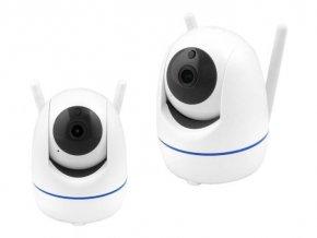 IP kamera WiFi HD, MIC, Intercom, microSD, rotujúce, LTC