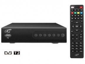 Set-top box DVB-T / T2, H.265 prijímač LTC T204