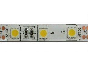 LED pásik 10mm, denné biela, 60xLED5050 / m, IP65, modul 5cm