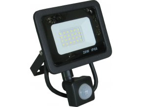 Reflektor LED 20W s PIR čidlom GR1047