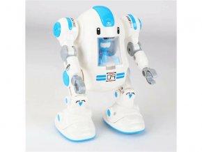 Chodiace robot s elektrickým pohonom