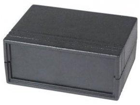 Krabička plastová Z6 / KP1 / 66x91x39mm s bočnými panelmi