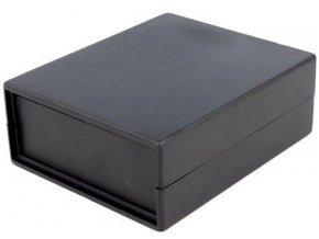 Krabička plastová Z5 / KP2 / 110x90x40mm s bočnými panelmi