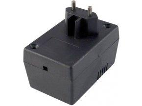 Krabička plastová - adaptér Z10A / KPZ3 / 81x53x46mm