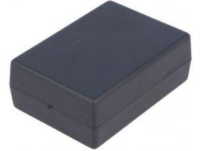 Krabička plastová Z24A / KPZ1A / 24x47x66mm