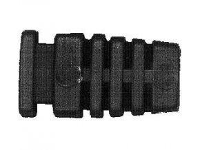 Káblová priechodka PR7 plast hranatý pre kábel 7mm