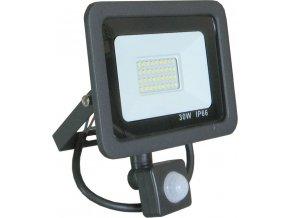Reflektor LED 30W s PIR čidlom GR1047