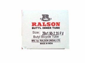 """duše RALSON 29""""x1.9-2.35 (50/60-622) FV/27mm"""
