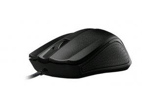 C-TECH Myš WM-01, čierna, USB