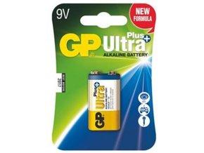 Batéria GP 9V 6LF22 alkalická, balené v blistri
