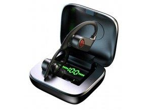 Bezdrôtové slúchadlá Bluetooth 5.0 - POWERBANK 1500 mAh