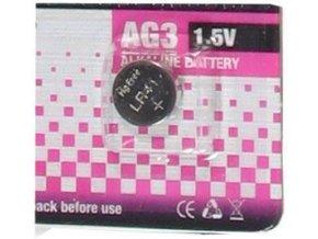 Batérie Tinka LR41 (AG3, LR736, GP392) alkalická