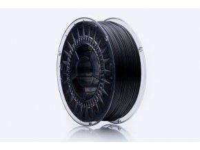 Tlačová struna Swift PET-G čierna, Print-Me, 1,75mm, 1kg / 3D tlač /
