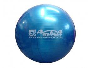 míč gymnastický 550mm modrý
