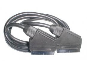 Kábel TIPA SCART/SCART 21PIN 1,5m