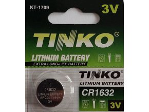 Batérie Tinka CR1632 3V lítiová