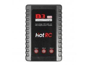 Nabíjačka HOTRC B3 20W 1,6A pre 2S-3S LiPo batérie