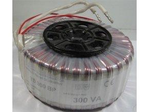 Trafo toroid 230V / 12V 300VA TS300BP priemer 112x50