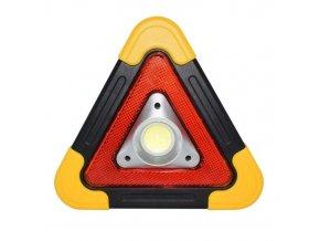 Multifunkčné svietiace výstražný trojuholník