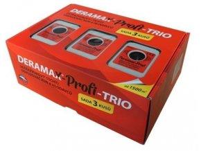 Odpudzovač kún a hlodavcov - ultrazvukový Deramax-PROFI-TRIO