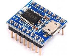 Prehrávač MP3, zvukový modul JQ6500