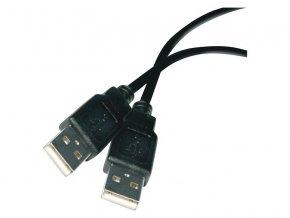 Kábel USB 2.0 A konektor - A konektor 2m EMOS