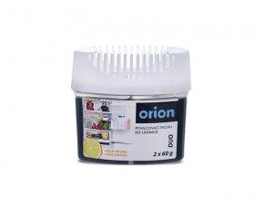Pohlcovač pachu do chladničky ORION Duo 120g