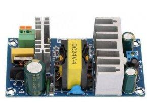 Napájací zdroj-modul WX-DC2412,100-265VAC / 24VDC 4A