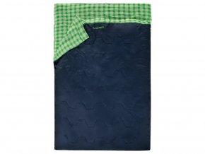 spacák LOAP TRAX dekový modrý