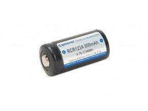 baterie Keeppower (Li-Ion) RCR123A 800mAh