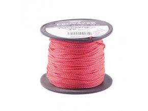 Povrázok stavebný TES 104621 1,7mmx50m červený